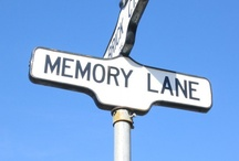 Memory Lane / A series of things that remind me of my childhood, my teen years and young adulthood.  I can use these as prompts for my journal and write about memories of the past. / by Franny Rose