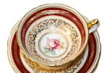Come to TEA / Tea. Elegant, classic tea parties are a gracious way to entertain. Collecting antique tea cups and silver tea sets is our passion. / by French Garden House