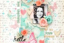 Scrapbooking Layouts / This board is on scrapbooking layouts. / by Jeanie Warner