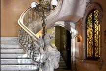 Stairs / by Joyce Harding Thompson