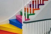 Home Decorating & Design / DIY home decor, home organization, art, and quotes.