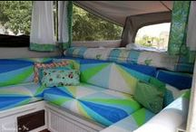 Travel Trailers / Diy and decorating ideas for campers and travel trailers.
