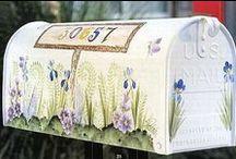 Mailboxes / Mailbox designs and diy creative ideas.