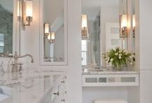 Bathrooms / by French Garden House