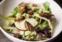 Soups/Salads / by Danielle E.