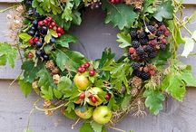 Holiday Wreaths / by French Garden House