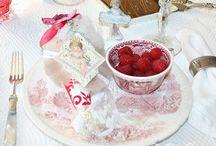 Valentine LOVE / by French Garden House