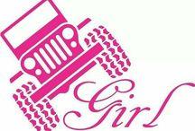 Jeep Girl / by Ryan Gheen