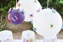 DIY party ideas / DIY party ideas ... Because nobody does it half as good as you! / by Mary Jo Cameron