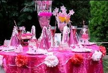 Pink Party Ideas / by Mary Jo Cameron