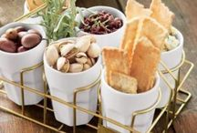 Appetizer Display for parties