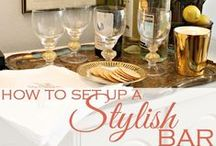 Entertaining / Entertaining is a time when we can pull out all the stops, and set our most beautiful party tables using antique linens, silver, porcelain and glassware. Or, have a casual get to gather for friends and family. Lots of appetizers, easy dinners, salads and display tips and hints make entertaining fun and easy. Find inspiration here, and enjoy your events! / by French Garden House