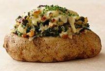 Potatoes...allways / by Patty McKnight