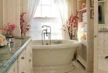 bathtime / bathroom design and decor
