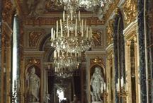 Castle & Palace Interiors / by Joyce Harding Thompson