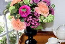 One of a Kind Faux Floral Designs FrenchGardenHouse / Silk florals bring beauty to your home. Designer quality, our specialty is designing one of a kind flower arrangements for your interior that you will love.