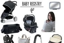 kid/baby neccessities / necessary gadgets and items for a newborn baby or toddler; baby registry essentials