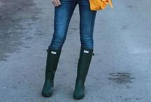 Raining boots :)