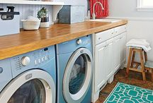 Laundry Rooms / by French Garden House
