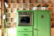 HOME | la cocina / by Jamie Gentry