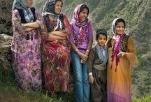 Costumes of Kurdistan