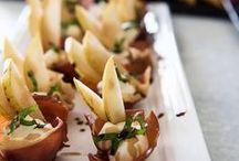 Food | Appetizers for a Crowd / Fun, tasty appetizers for dinner or a special occasion!