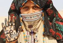 Costumes of the Rashaida