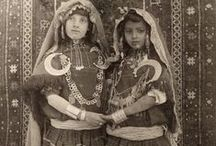 Costumes of Tunisia