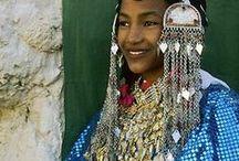 Costumes of Libya