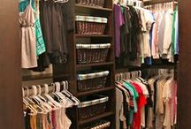 Declutter Buddies - Closet Organization / This board is for people taking the DeClutter Buddies Challenge at GoodOldDaysFarm.com  Find lots of closet organization solutions here!