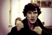I Am Sherlocked / Sherlock Holmes / by Becky Diederich