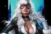 Black Cat / Marvels black cat