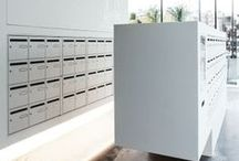 Multiple and individual mailboxes by DAD DECAYEUX