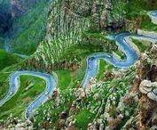 Kurdistan Qandil Mountains