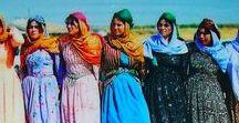 Costumes of Kurdistan, Turkey