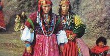 Costumes of Kurdistan, Azerbaijan