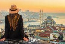 Istanbul, Views