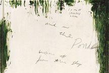 "a r t / ""Creativity takes courage."" -Henri Matisse"