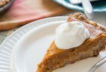 Food: Pumpkin Recipes / food, recipes, pumpkin recipes, pumpkin dessert, savory pumpkin