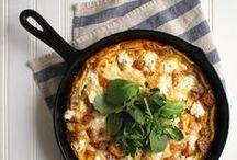 recipes // & food