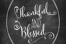 Attitude of Gratitude - Quotes / by Tessa Buys