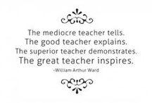 Teach. Dream. Inspire.