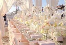 ROMANTIC BEACH WEDDING / by Jenny Yoo