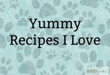 Yummy Recipes I Love / Looking for delicious food that not only looks great but tastes amazing? Board includes some of the best recipes I have found I have found online, include slow cooker recipes, healthy recipes, easy recipes, drink recipes, and more!
