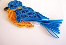 The Art of Quilling / by Dianne Trusdall