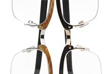 Eyewear These / Spectacles of spectacles. / by Nick Tucci
