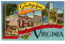 Virginia ;  I live here  / by Sheila Smith