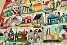 Quilt's, Embroidery, Cross-stitch / by Karla Pittman