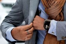 Gentlemen Style / by Heather Drury