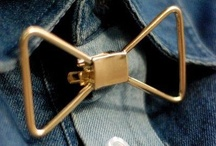 Accessorize Oneself  / Bracelets, necklaces, ties, scarves, bags, suspenders... / by Nick Tucci
